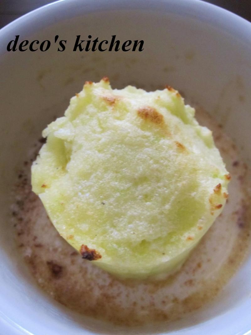 decoの小さな台所。-焼きマッシュポテトのクリームパスタ8