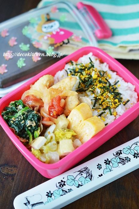 生姜焼き弁当1