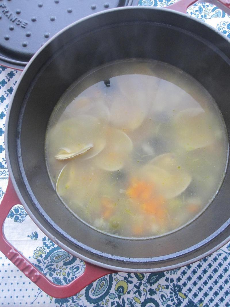 具沢山スープ工程5
