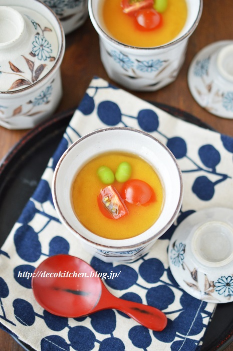 茶碗蒸し2
