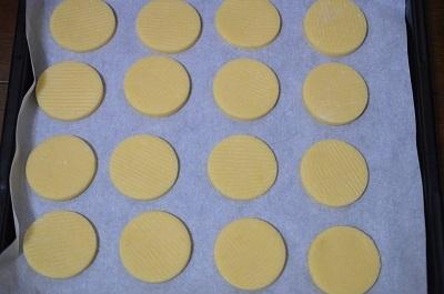 タルトクッキー工程7