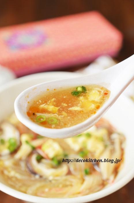卵スープ11