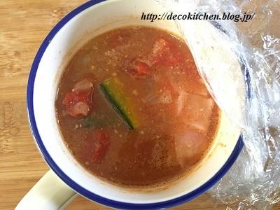 トマトスープ工程5