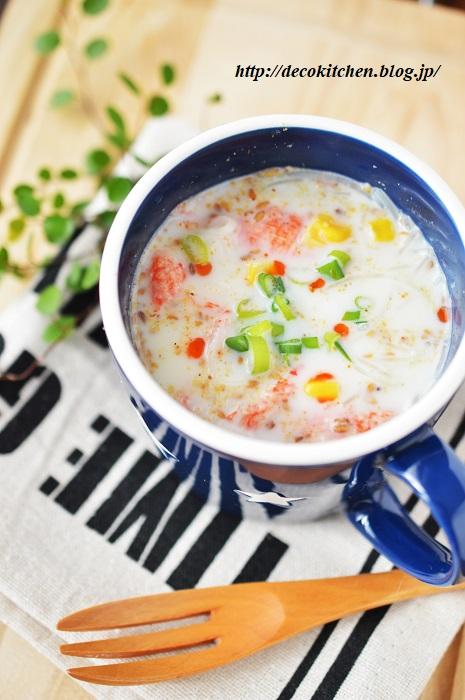 春雨スープ4