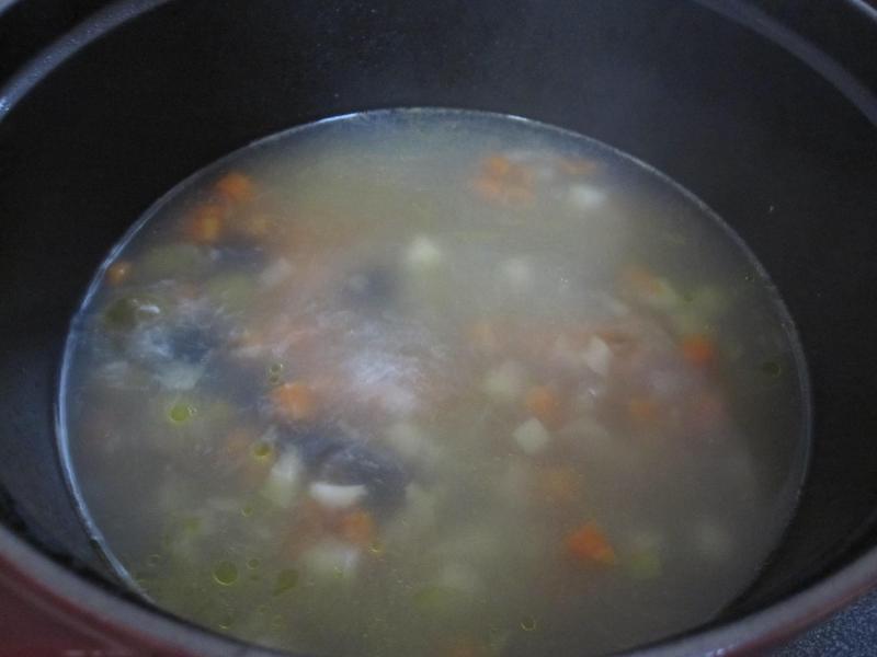具沢山スープ工程4