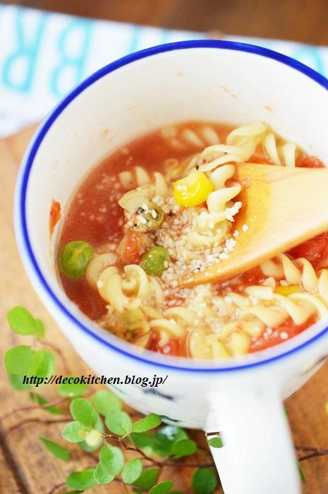 トマトスープ6