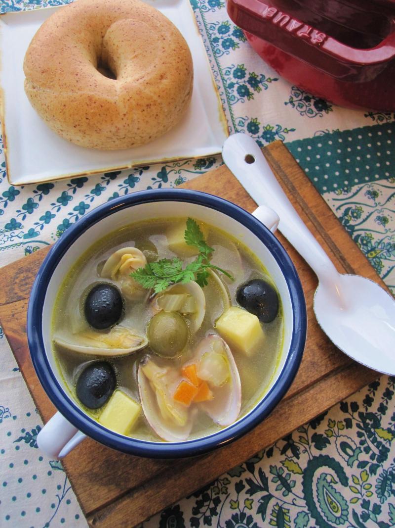 具沢山スープ3