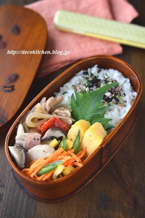 生姜焼き弁当3