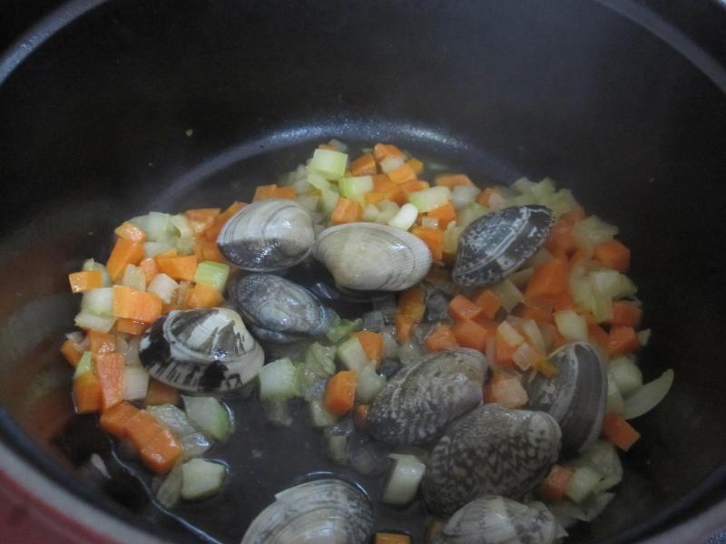 具沢山スープ工程2