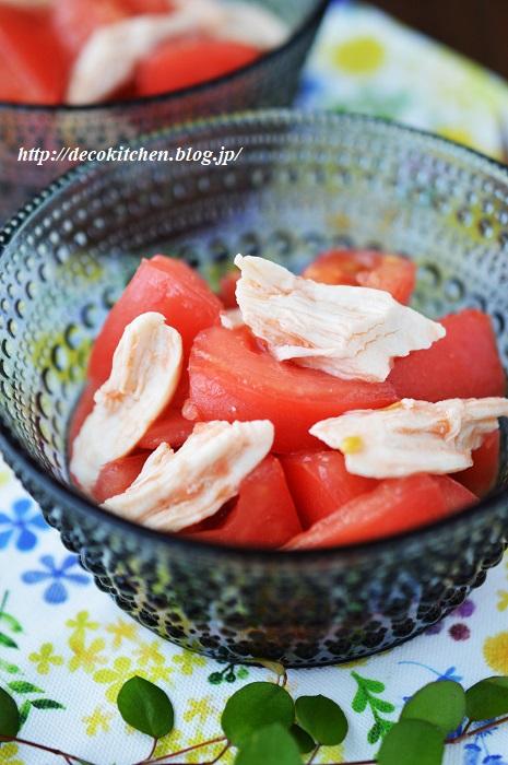 トマトのマリネ5