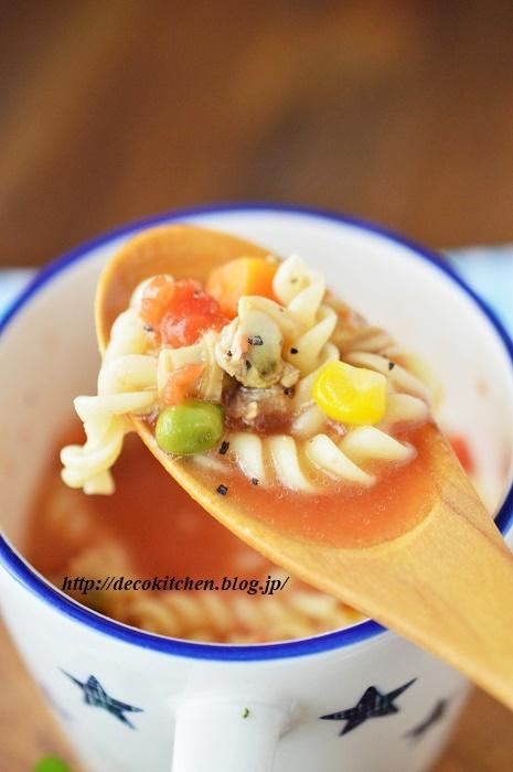 トマトスープ5