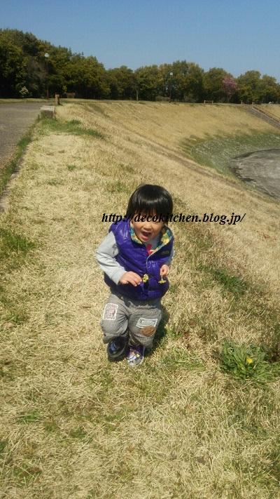 走る息子2