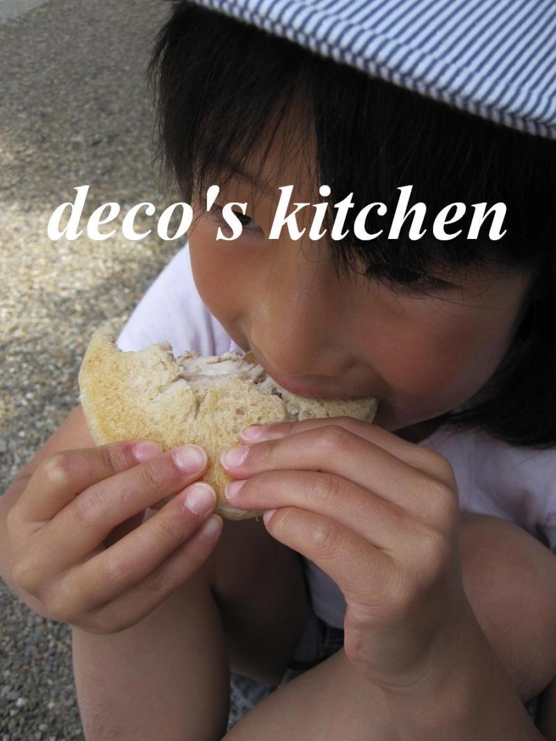 decoの小さな台所。-手作り市8