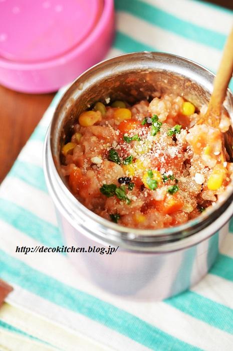 トマト粥12