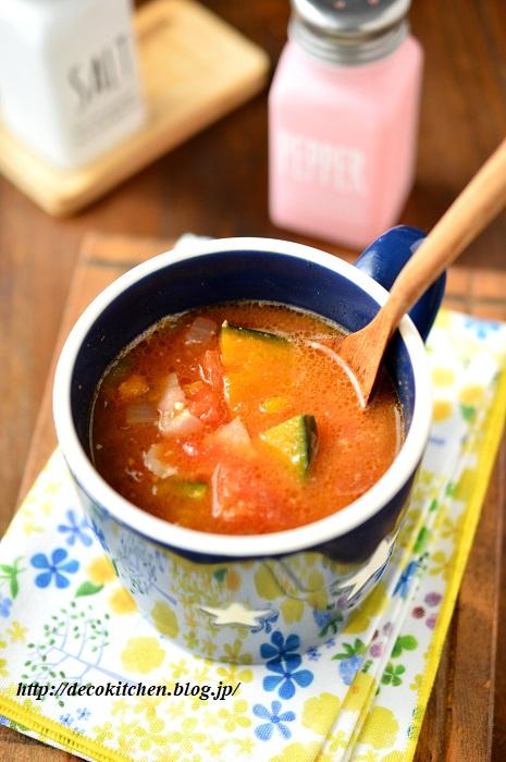 トマトスープ3