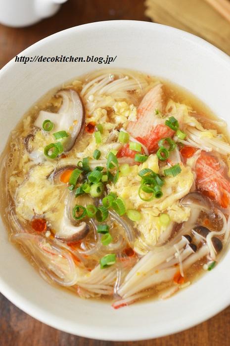 卵スープ4