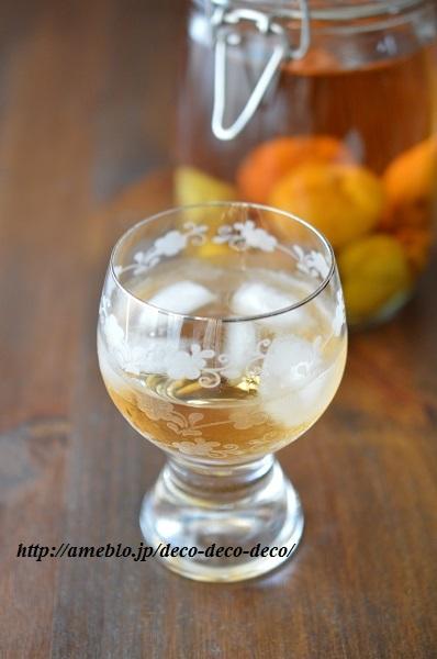 日本酒の梅酒3