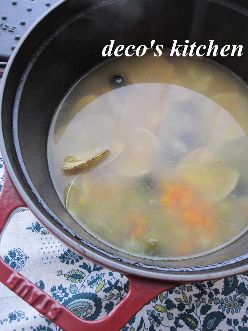 具沢山スープ8