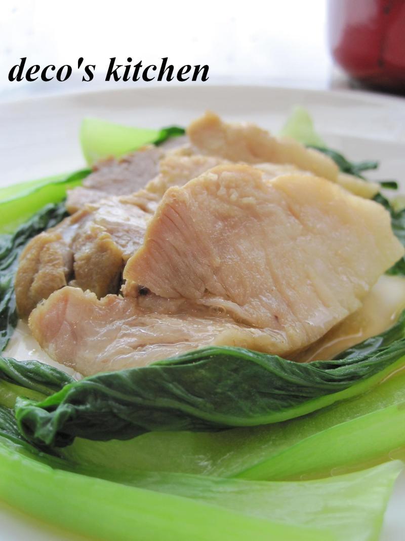 decoの小さな台所。-豚バラのオイスター2