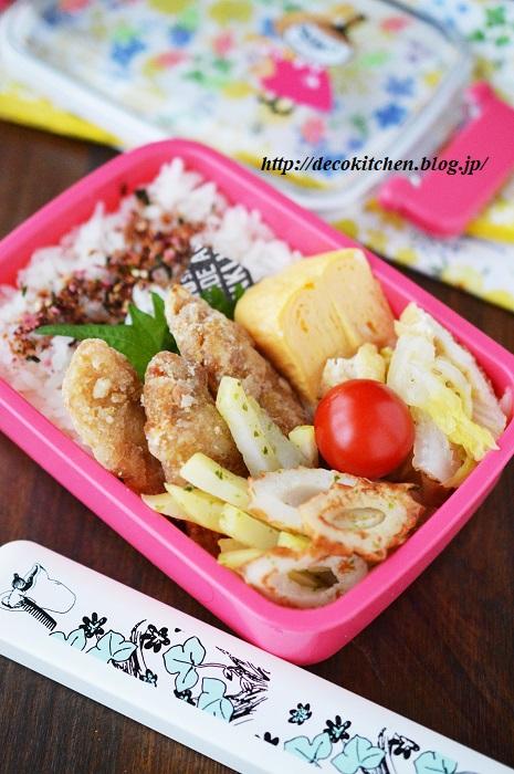鶏むね唐揚げ弁当3