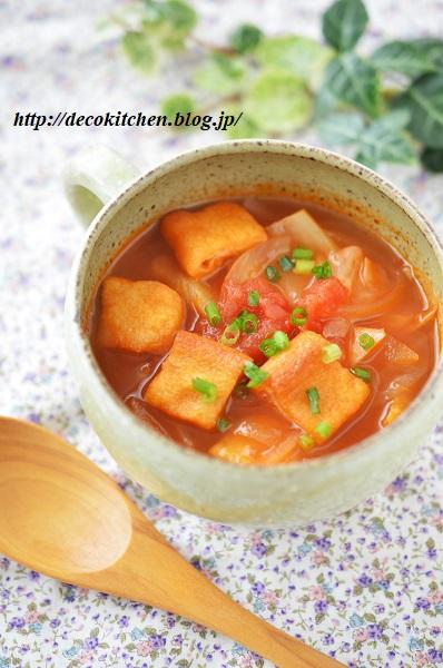 トマトスープ4
