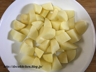 バター醤油工程1