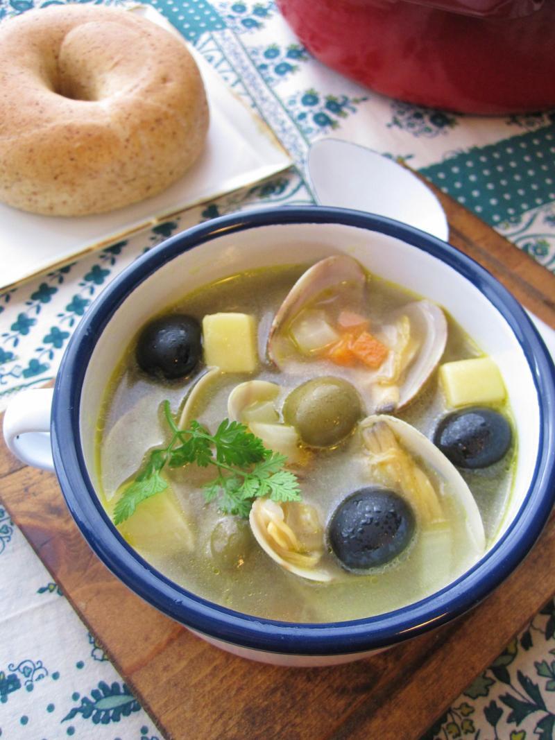 具沢山スープ4