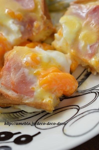 冷凍卵でエッグベネディクト10