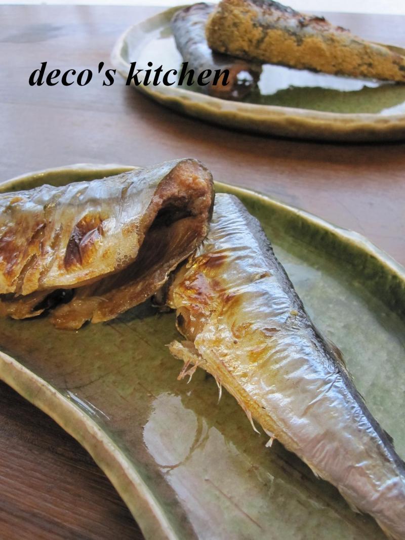 decoの小さな台所。-さんまのぬか漬け3