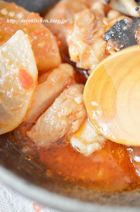 トマト煮8