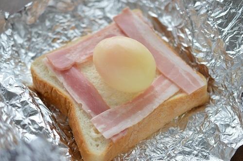 冷凍卵でエッグベネディクト3