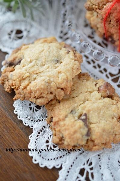 ココナッツチョコクッキー2