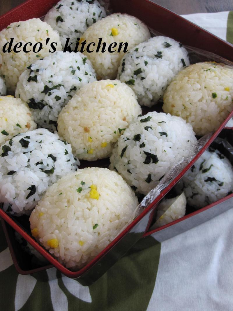 decoの小さな台所。-2011運動会お弁当3