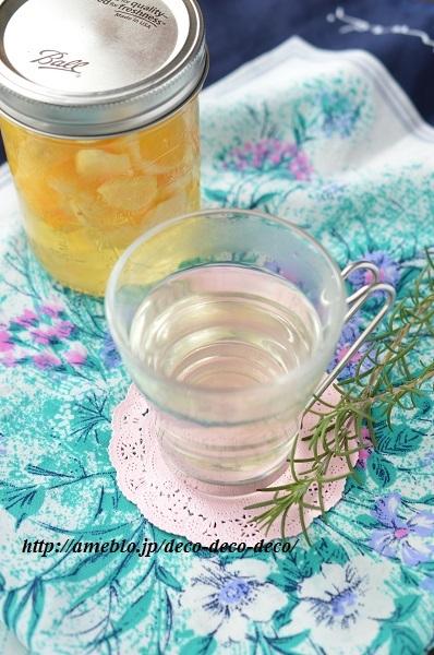 シトラスジンジャー酢3