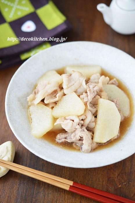 豚こま煮2