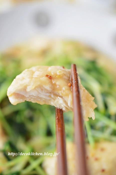 バター醤油炒め10