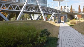 10話 B-016 東京ビッグサイト庭園 DSC_0731*
