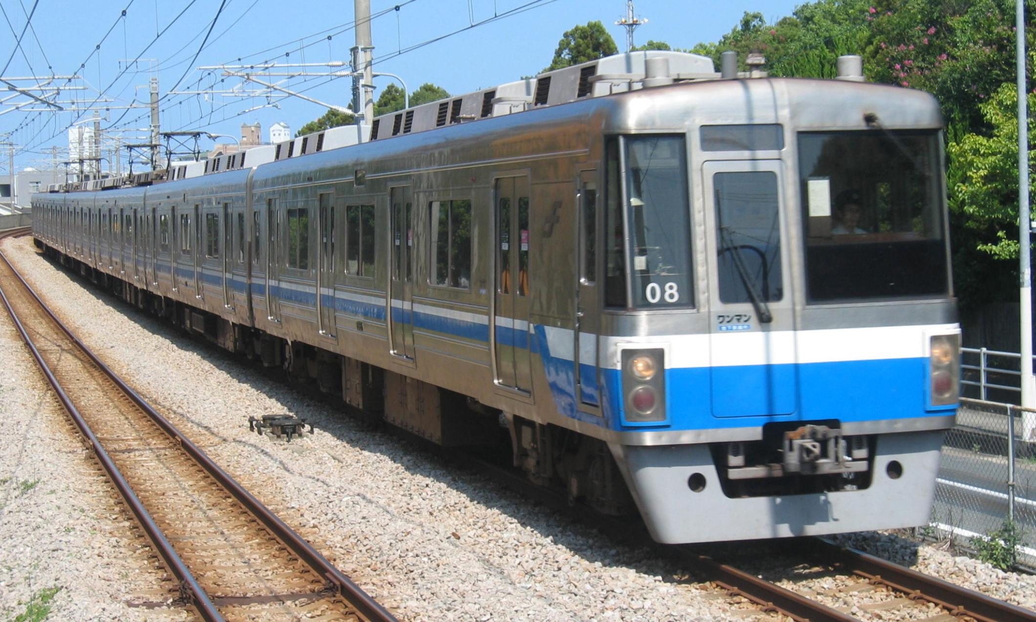 Fukuoka_Metro_1000_Series