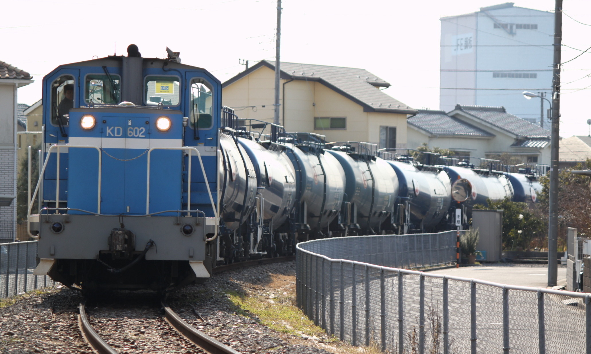 Keiyō_Rinkai_Railway_KD602