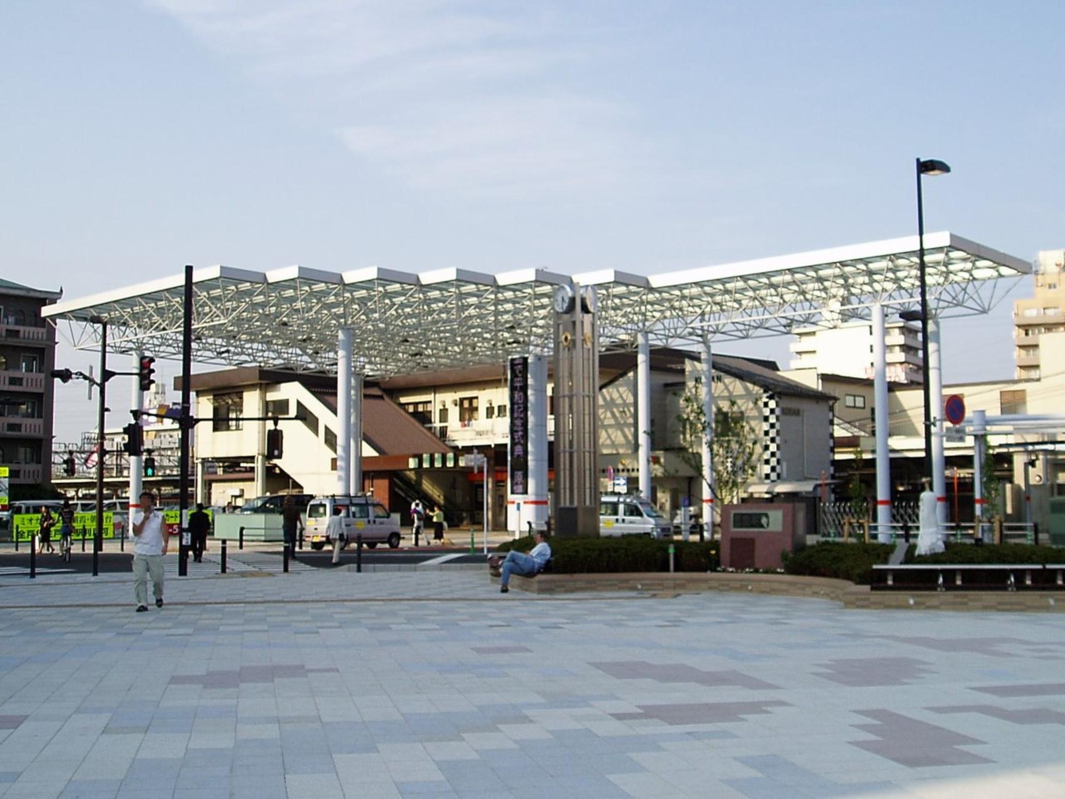 Tobu_Asaka_Station