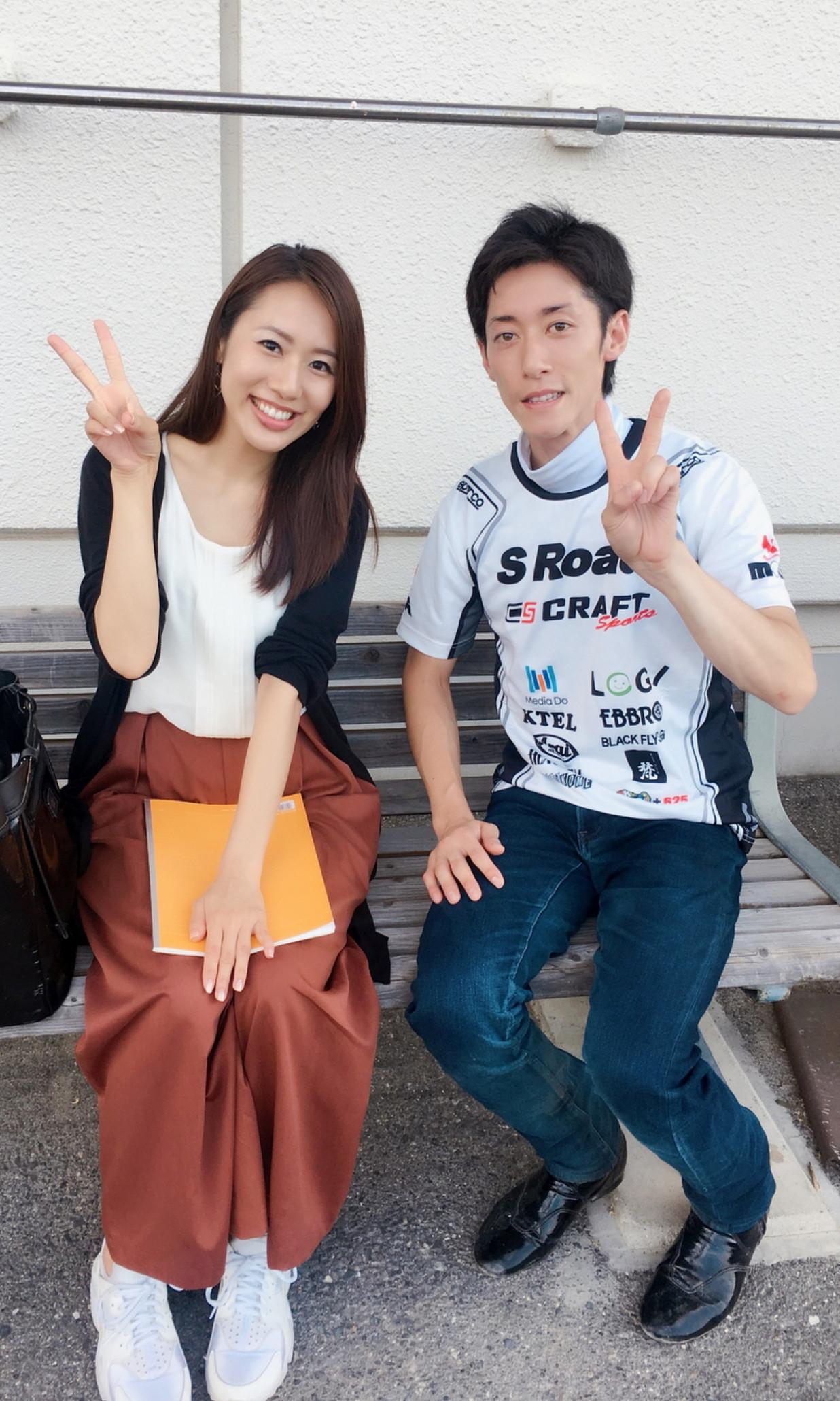 Maaya_Morinaga_&_Akihide_Tsumura