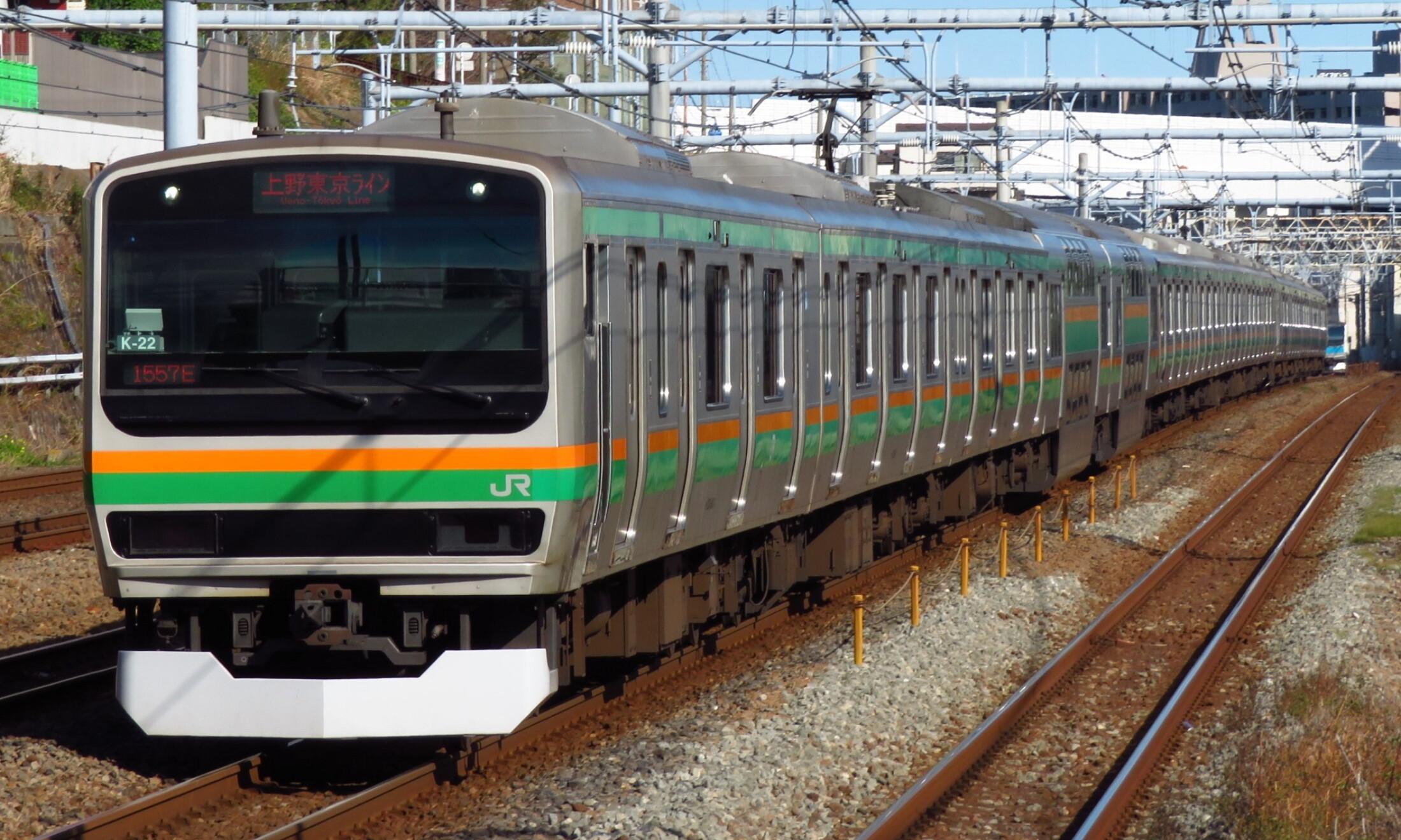 JR_East_E231_Series(Ueno_Tokyo_Line)