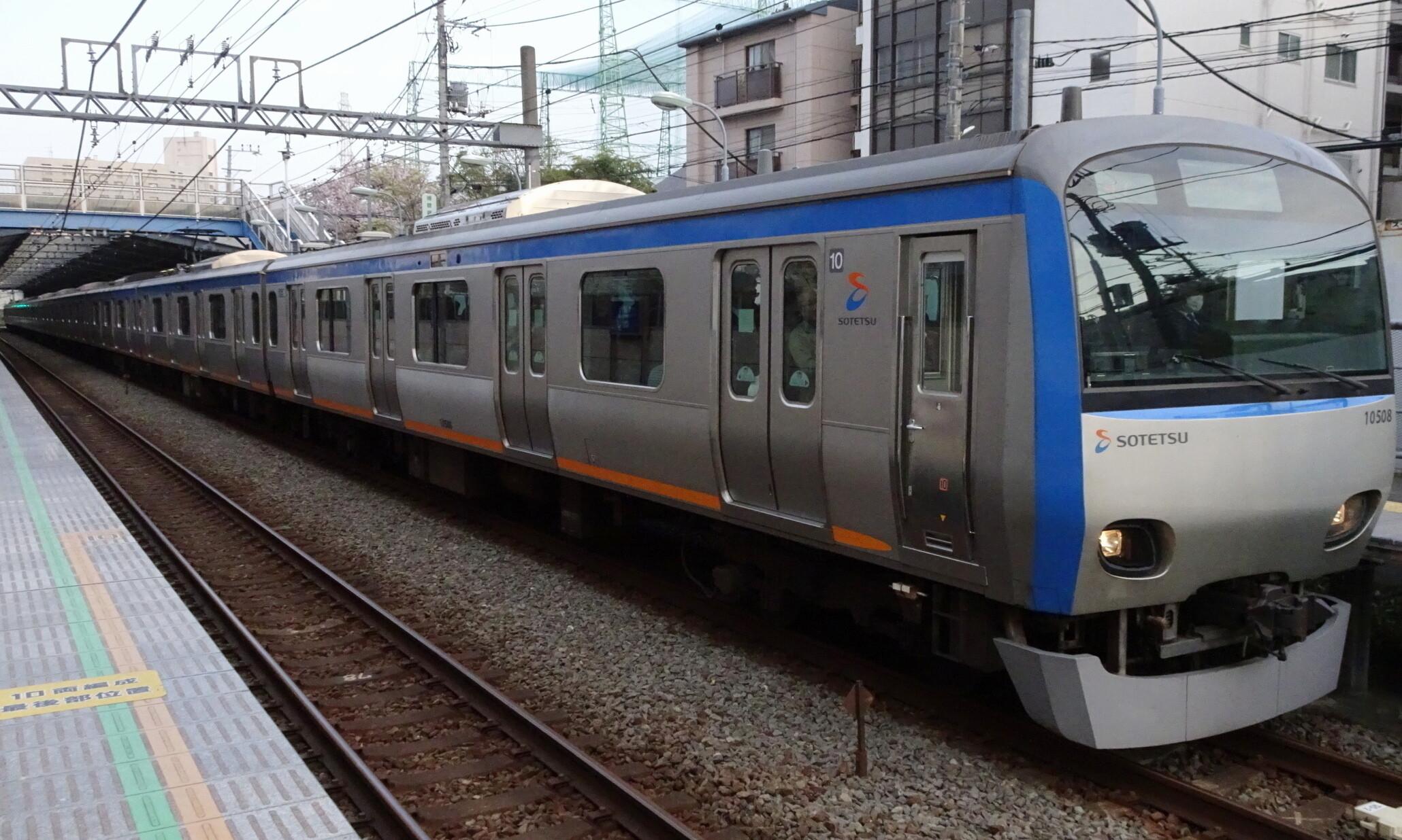 Sotetsu_10000_Series