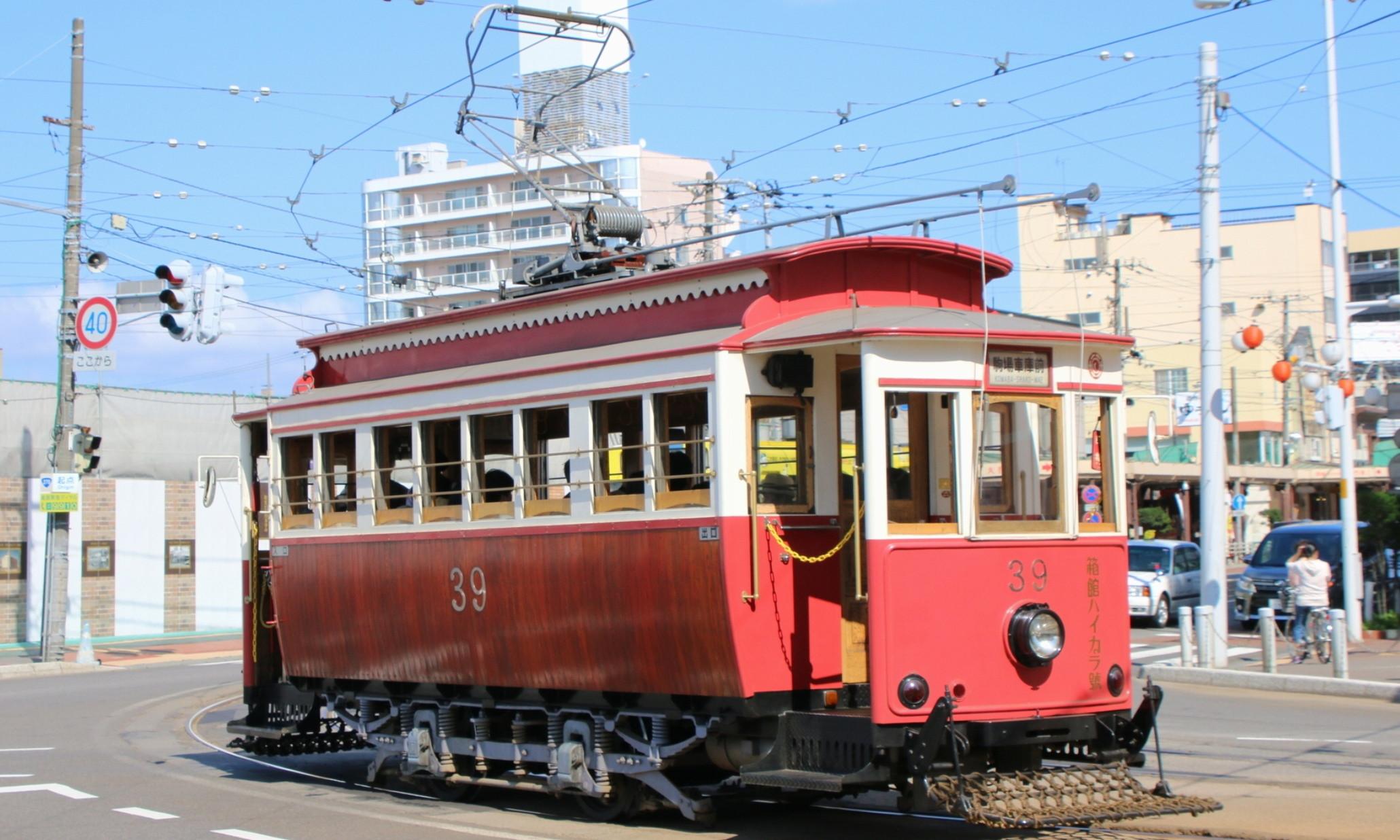 Hakodate_Tram_Hakodate_Haikara(30_Series)