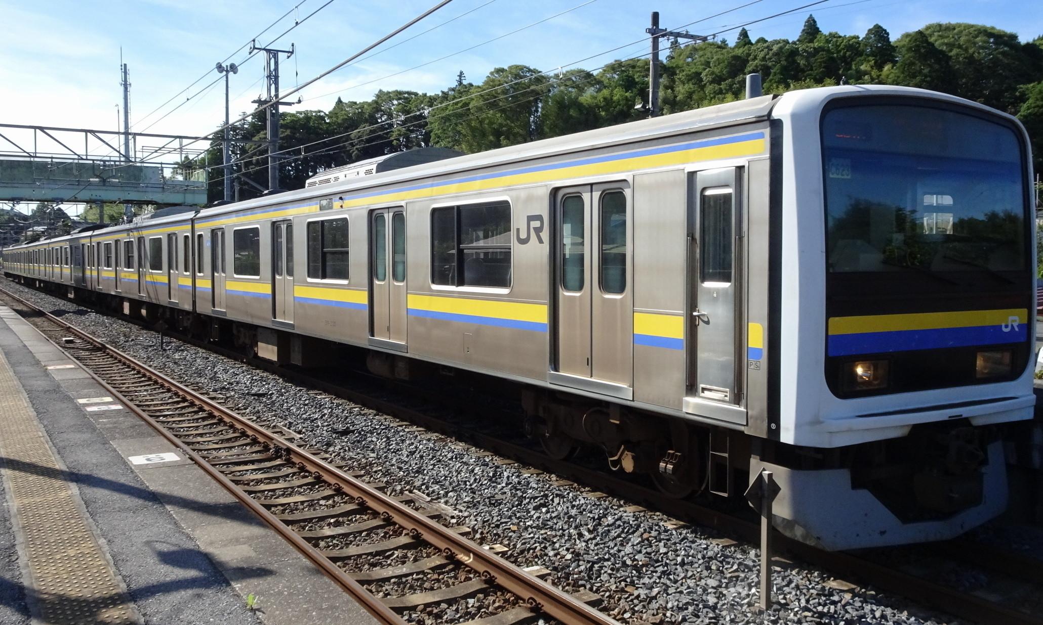 JR_East_209_Series(Sobu_Line)