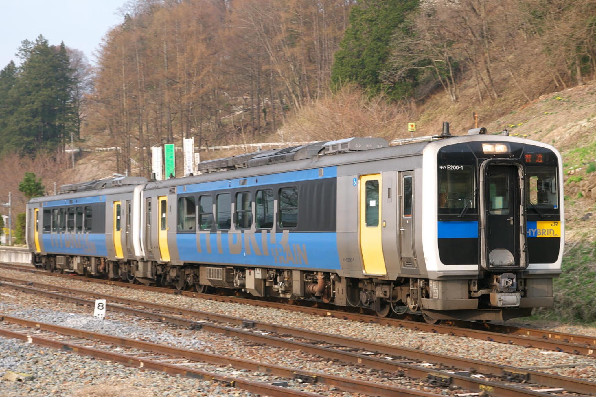 JRE-Kiha-E200