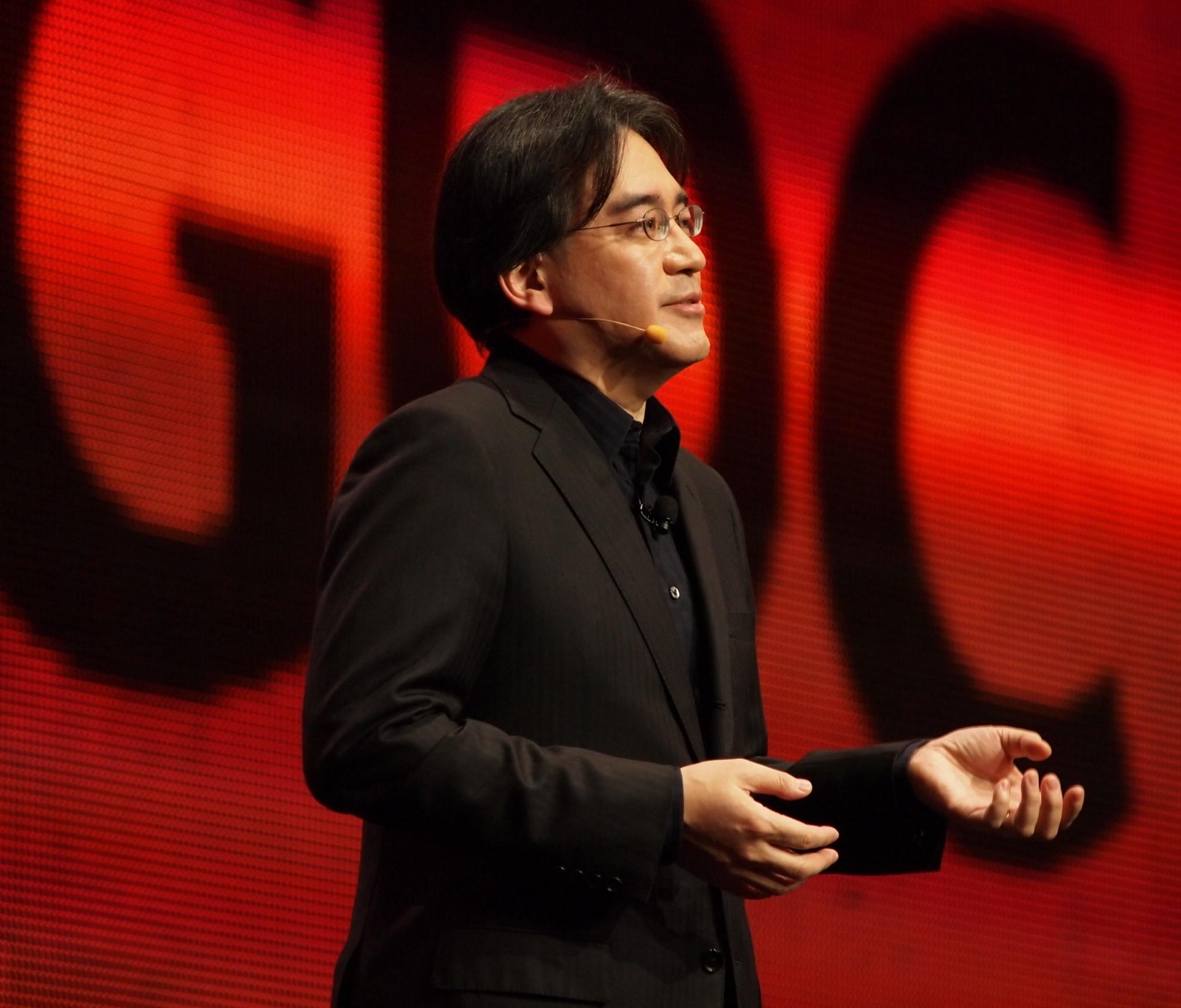 Satoru_Iwata_-_Game_Developers_Conference_2011_-