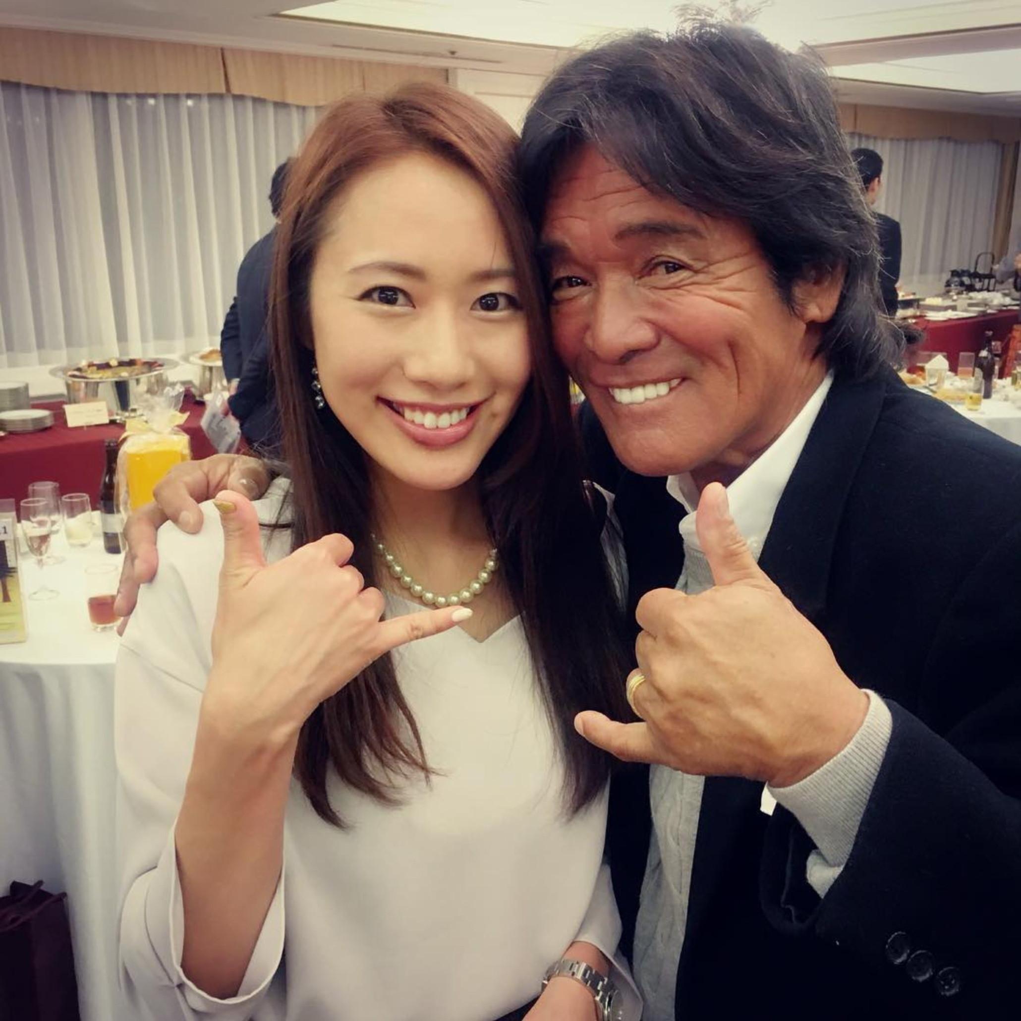 Maaya_Morinaga_&_Shigeru_Matsuzaki