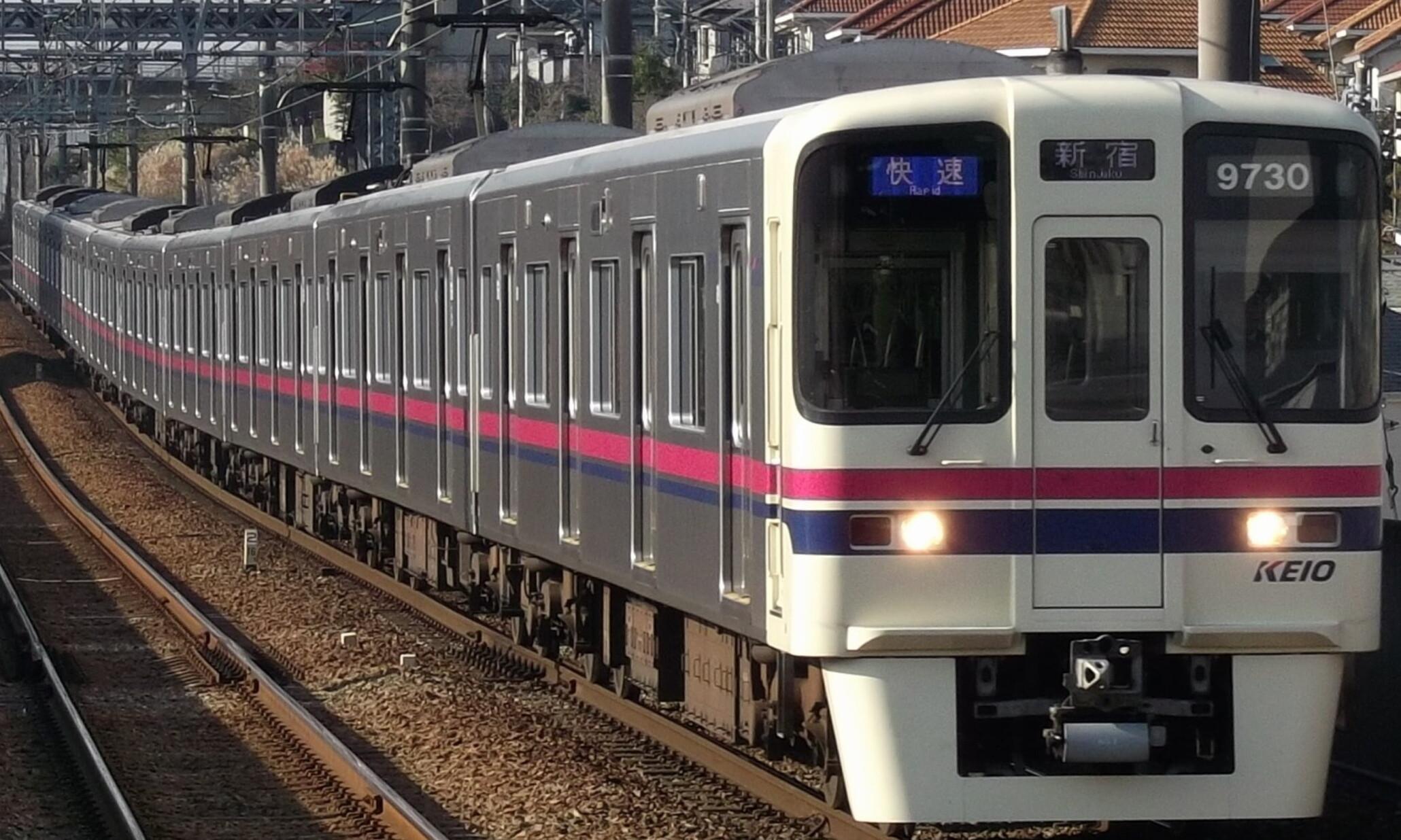 Keio_Line_9000_Series