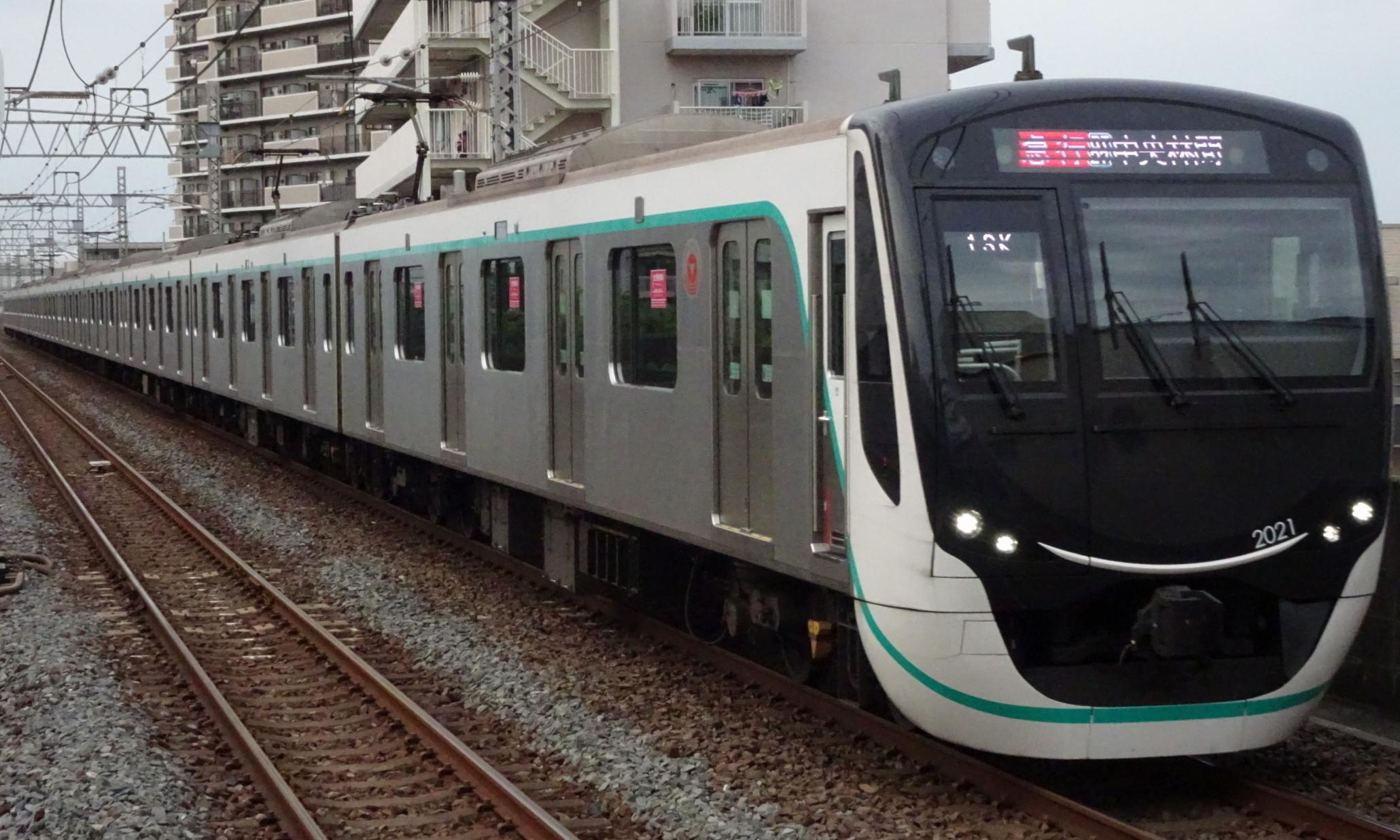 Tokyu_2020_Series